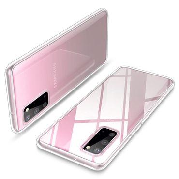 Handy Hülle Samsung Galaxy S20 Tasche Schutzhülle Ultra Slim Case Cover Bumper – Bild 10