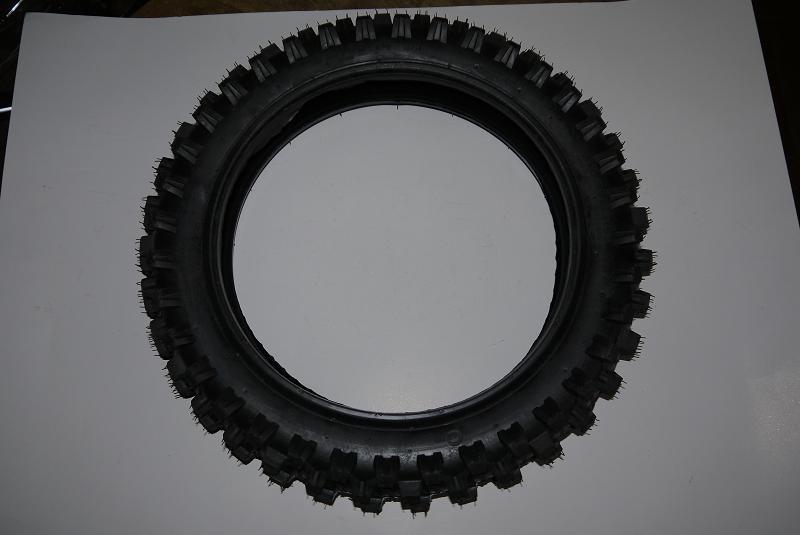 Reifen 60/100-14  14 Zoll Offroadprofil Cross 30 M  Dirtbike 125cc  – Bild 1