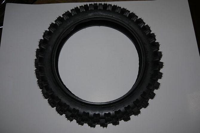 Dirtbike-Reifen 60/100-14 Zoll 30 M - Vorne - Offroadprofil Dirtbike 125cc von Liya