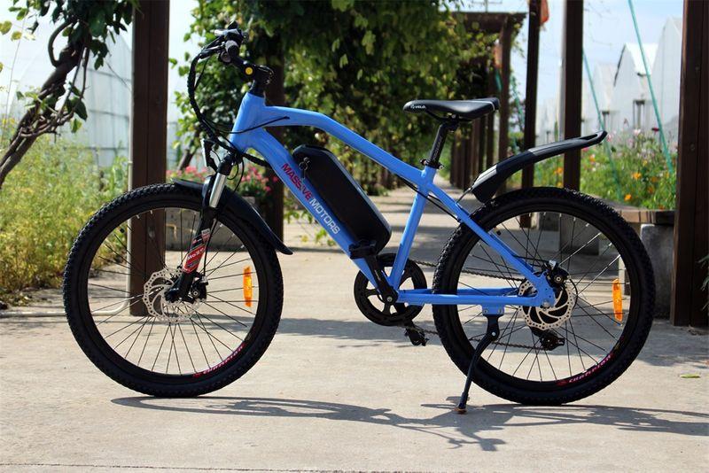 24 Zoll Mointainbike - Ebike für Jugendliche