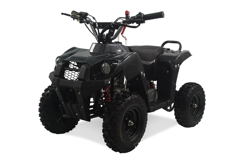 kinderquad 50ccm 2 takt inkl drossel notausleine fernbedienung uvm rider 50 quad atv. Black Bedroom Furniture Sets. Home Design Ideas