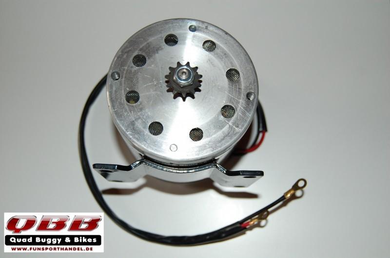Elektromotor 36 Volt / 1000 Watt für Dirtbike, Pocketbike, E-Scooter oder Kinderquad – Bild 2