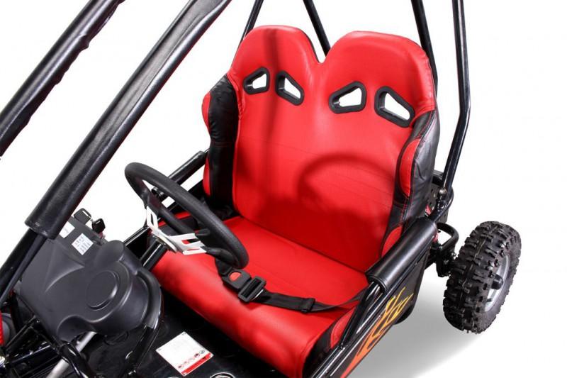 Mini Kinder Elektro Buggy 750 Watt - 60 Volt Motor - Bürstenlos mit viel POWER – Bild 7