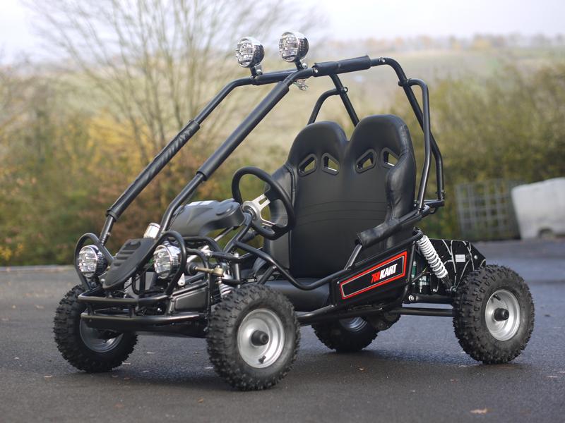 Mini Kinder Elektro Buggy 750 Watt - 60 Volt Motor - Bürstenlos mit viel POWER – Bild 2