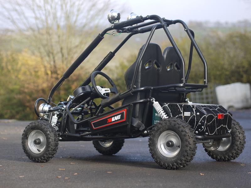 Mini Kinder Elektro Buggy 750 Watt - 60 Volt Motor - Bürstenlos mit viel POWER – Bild 6
