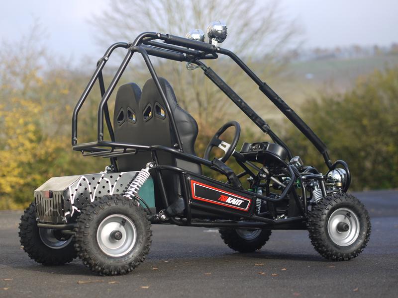 Mini Kinder Elektro Buggy 750 Watt - 60 Volt Motor - Bürstenlos mit viel POWER – Bild 4