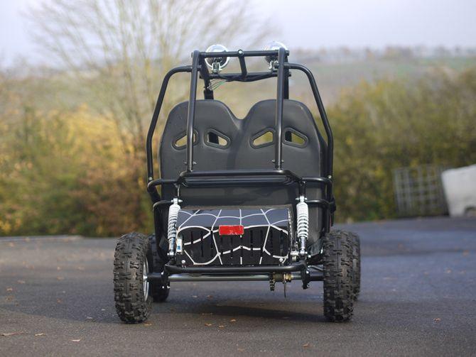 Mini Kinder Elektro Buggy 750 Watt - 60 Volt Motor - Bürstenlos mit viel POWER