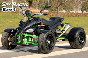 Spy Racing Quad 250ccm - FIREFLY - EURO 4 - GREEN LIMITED