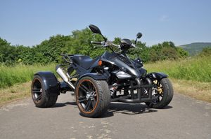 Spy Racing Quad 250ccm - FIREFLY - LIMITED - EURO 4 - BLACK BEAUTY 001