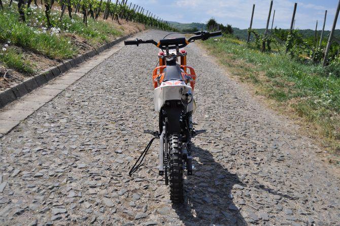 Kinder Cross Motorrad KXD MOTO PRO  50ccm 2-Takt - Vollautomatik