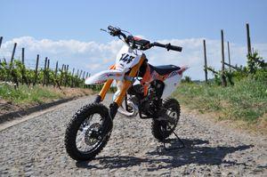 Kinder Cross Motorrad KXD MOTO PRO  50ccm 2-Takt - Vollautomatik 001