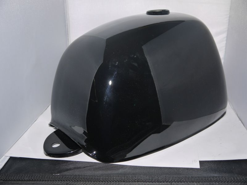 Skyteam ST50-8A Gorilla Tank / Kraftstofftank  - Farbe: schwarz  – Bild 1
