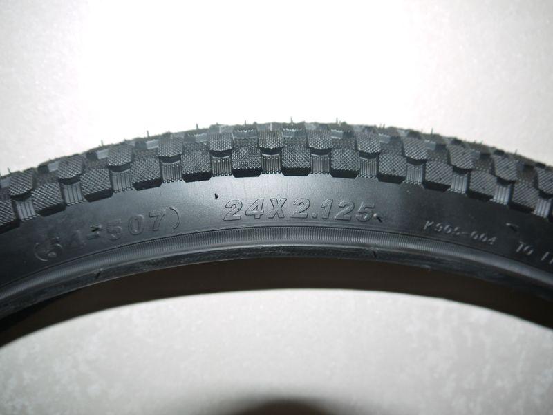 Reifen 24 Zoll Montainbike  von Kenda - Onroad - Größe: 24 x 2.125  – Bild 2
