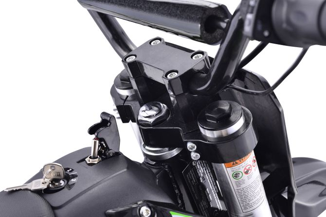 Kinder Motorrad >POWER BIKE<  - 48V Lithium Akku 15AH -  1200 Watt Leistung
