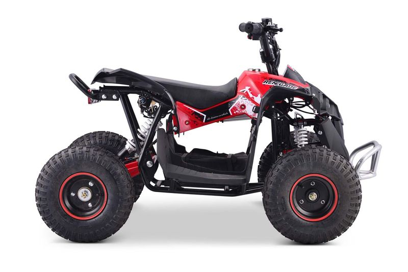 Elektro Kinderquad / elektrisches Quad für Kinder 1200W - 48V - Differential  RENEGADE – Bild 13