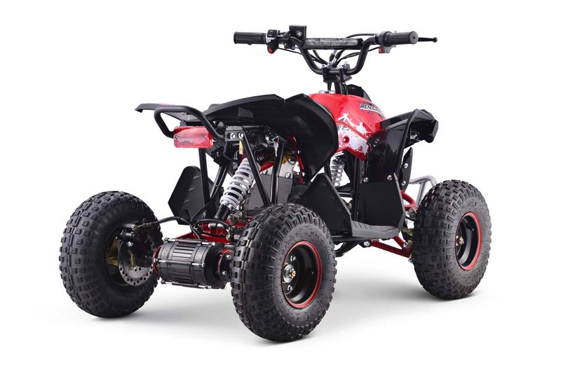 Elektro Kinderquad / elektrisches Quad für Kinder 1200W - 48V - Differential  RENEGADE – Bild 16