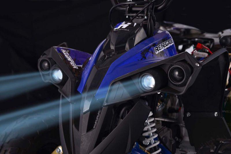 Elektrisches Kinderquad 1000W - 36V inkl. LED Beleuchtung  RENEGADE  – Bild 18