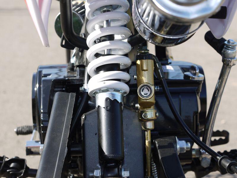 Einstellbares Federbein hinten für Cross Bike 125ccm Pitbike