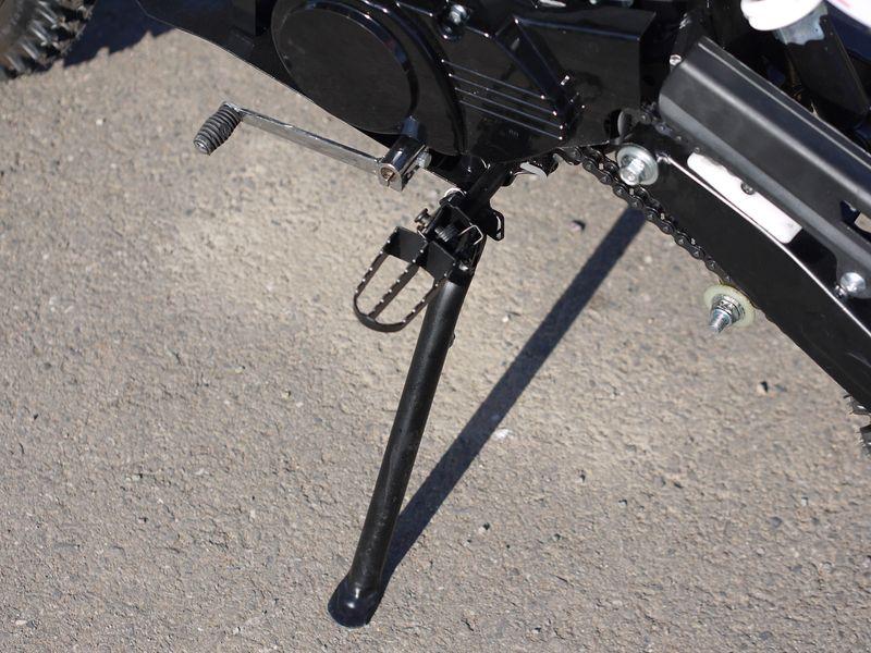 Seitenständer 125ccm Cross Bike von Highper
