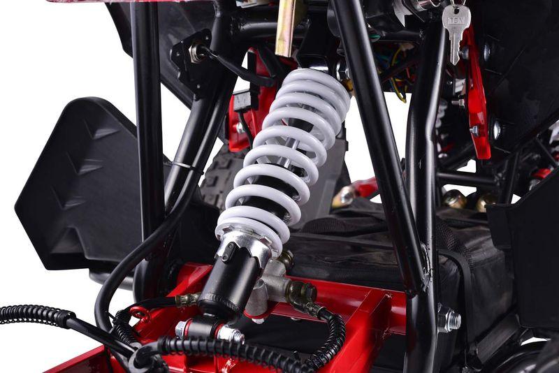 Elektrisches Kinderquad 1200 Watt 48V Federbein