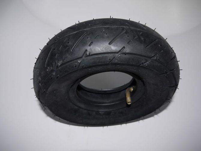 Reifen 4.00-6  6 Zoll Strassenprofil von Kenda für E-Scooter 800 Watt / 1000 Watt