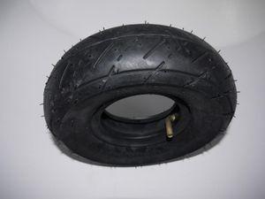 Reifen 4.00-6  6 Zoll Strassenprofil von Kenda für E-Scooter 800 Watt / 1000 Watt 001