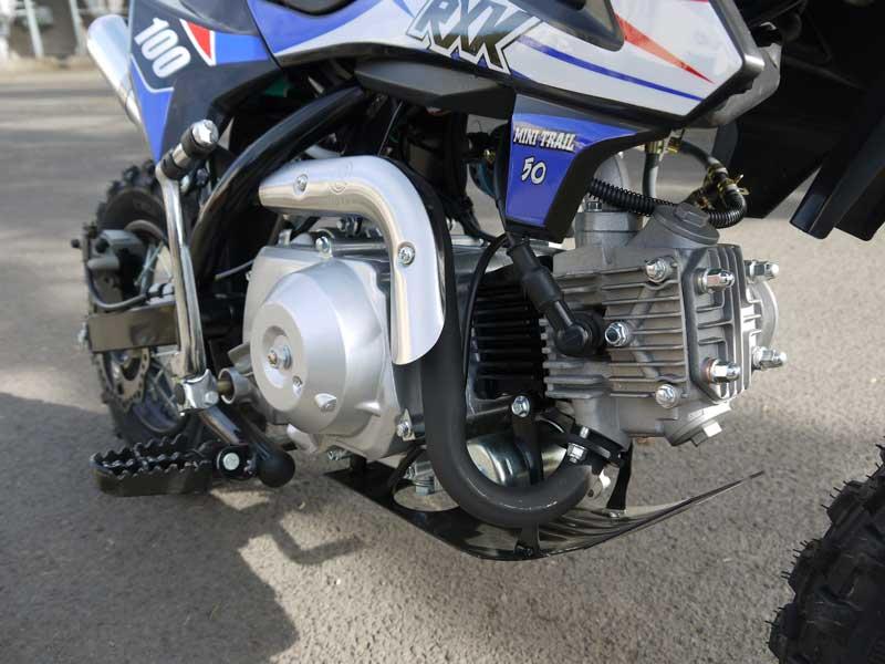 Cross Motorrad für Kinder Motor 70ccm