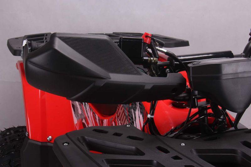 Midi Quad 125ccm Handschutz