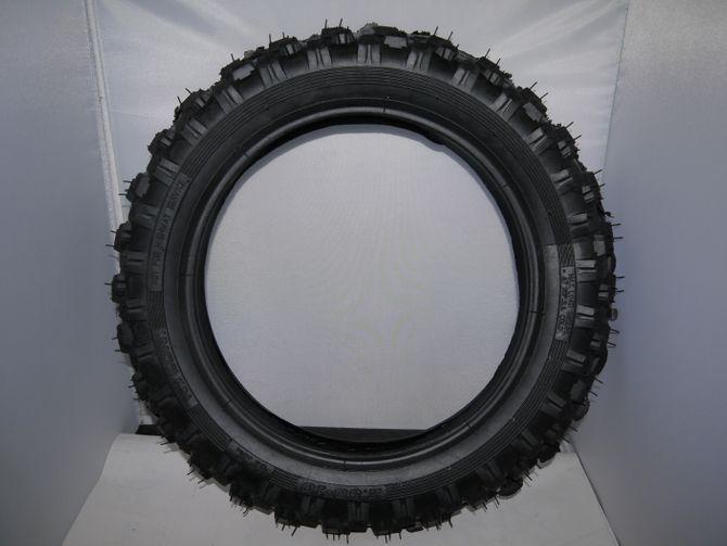 Reifen 2.50-10  10 Zoll Crossprofil für Mini Crossbike und E-Scooter - 10 Zoll