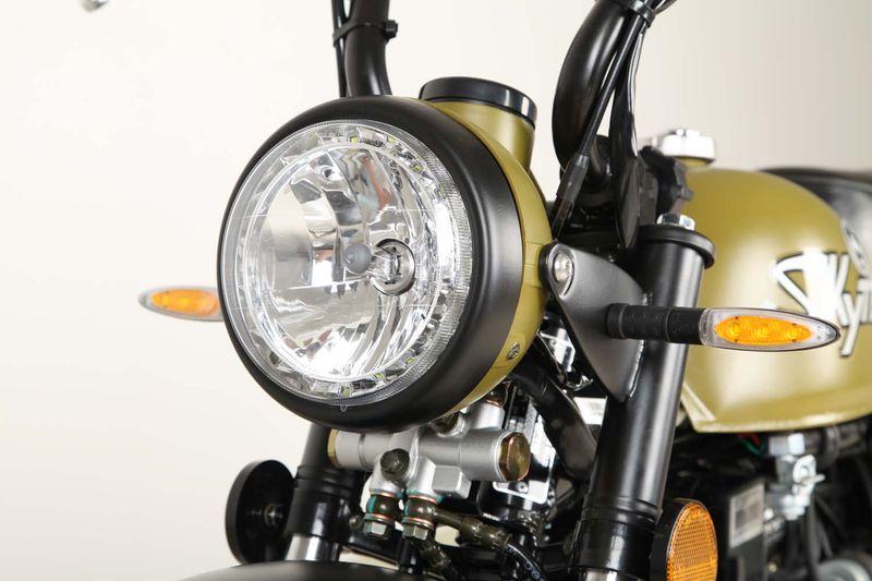 Skyteam ST-125-8A Bongo LED Beleuchtung