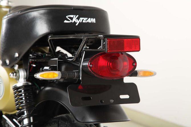 Skyteam ST-125-8A- 125ccm Gorilla Replikat - EURO 4 Version