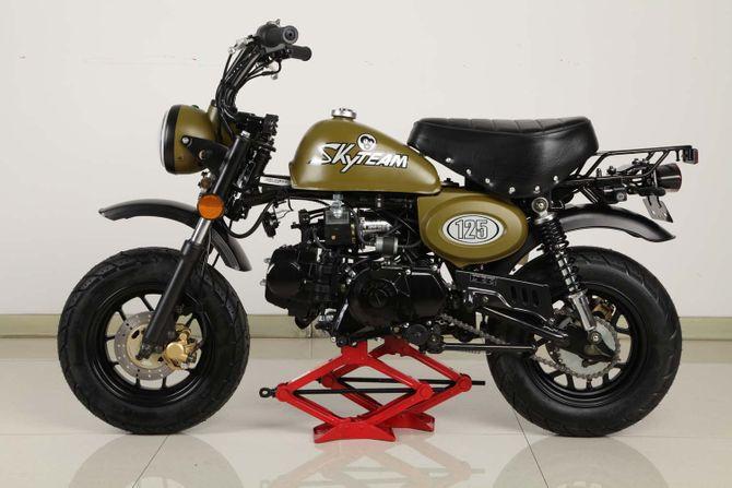 Skyteam ST125-8 125ccm - Monkey Nachbau - EURO4 Version