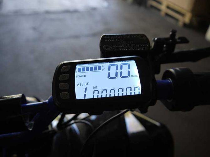 Elektro Kinderquad 60 Volt - 1500 Watt mit Differential + LCD - SPEEDY - Limited