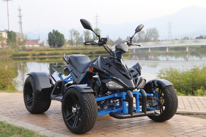 Racing Quad 250ccm - Spy Speedstorm - Euro 4 - BLUE LIMITED