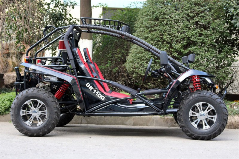Strandbuggy Kinroad 1100 GK EFI - NEU  2017 - Black Beauty – Bild 5