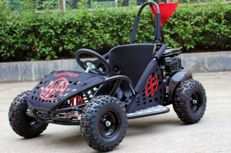 kinderbuggy go kart f r kinder mit 80ccm 4 takt motor schwarz strandbuggy s utv kinderbuggy. Black Bedroom Furniture Sets. Home Design Ideas