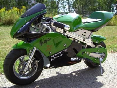 Pocket Bike - Mini Bike Pocketbike 50cc Racing Edition - NEU