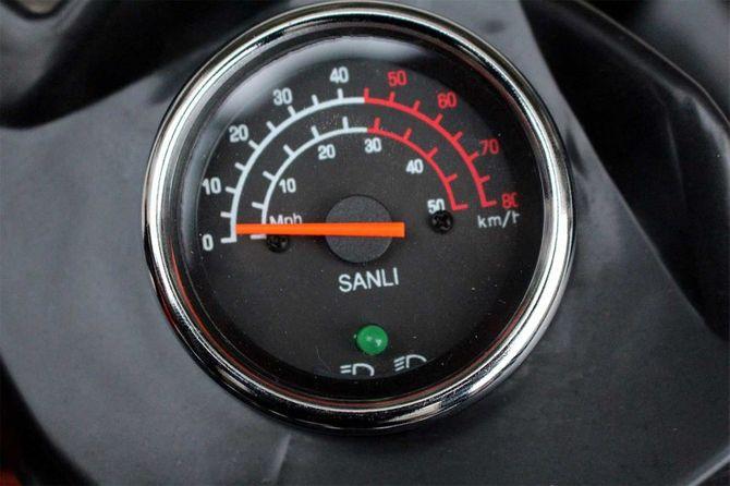 Automatik Quad mit Rückwärtsgang für Kinder - 125ccm Speedy S-Limited -