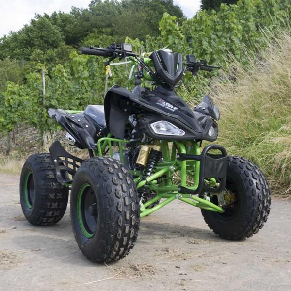 Automatik Quad mit Rückwärtsgang für Kinder - 125ccm Speedy Hawk – Bild 2