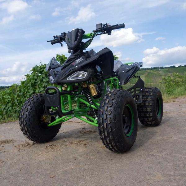 Automatik Quad mit Rückwärtsgang für Kinder - 125ccm Speedy Hawk – Bild 3