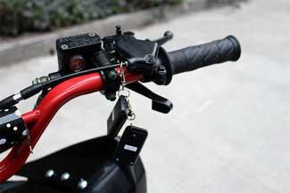Automatik Quad mit Rückwärtsgang für Kinder - 125ccm Speedy Hawk – Bild 10
