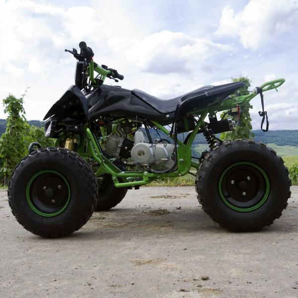 Automatik Quad mit Rückwärtsgang für Kinder - 125ccm Speedy Hawk