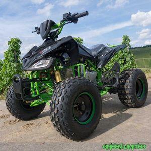 Automatik Quad mit Rückwärtsgang für Kinder - 125ccm Speedy Green -Limited -  001