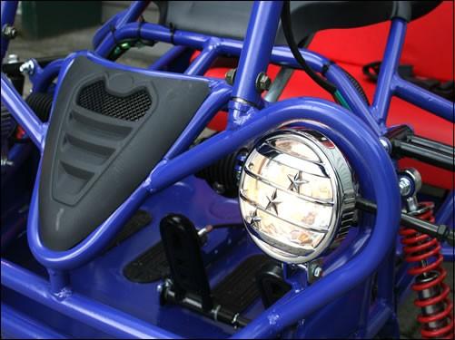 Kinderbuggy GoKart für Kinder mit 49cc Motor 4 Takt-Motor