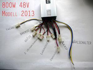 Steuereinheit 800 Watt 48 Volt 30A für elektrisches Kinderquad ab 2012 001
