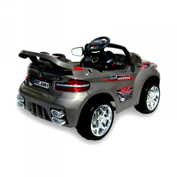 Elektro Kinderfahrzeug -BMX- SUV- Kinderauto 2 x 30W incl. Fernbedienung und MP3 Audio – Bild 21
