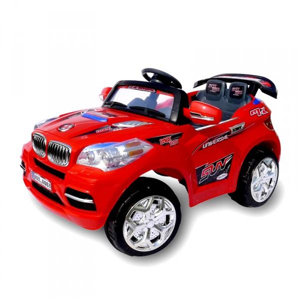 Elektro Kinderfahrzeug -BMX- SUV- Kinderauto 2 x 30W incl. Fernbedienung und MP3 Audio – Bild 12