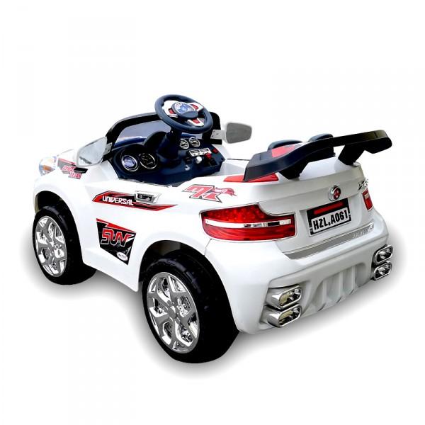 Elektro Kinderfahrzeug -BMX- SUV- Kinderauto 2 x 30W incl. Fernbedienung und MP3 Audio – Bild 24