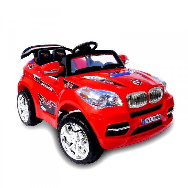 Elektro Kinderfahrzeug -BMX- SUV- Kinderauto 2 x 30W incl. Fernbedienung und MP3 Audio