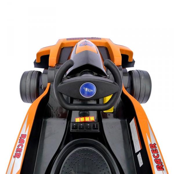 Kinder Elektroauto Formula inkl. Fernsteuerung u. 2 x 30 Watt Motor – Bild 7